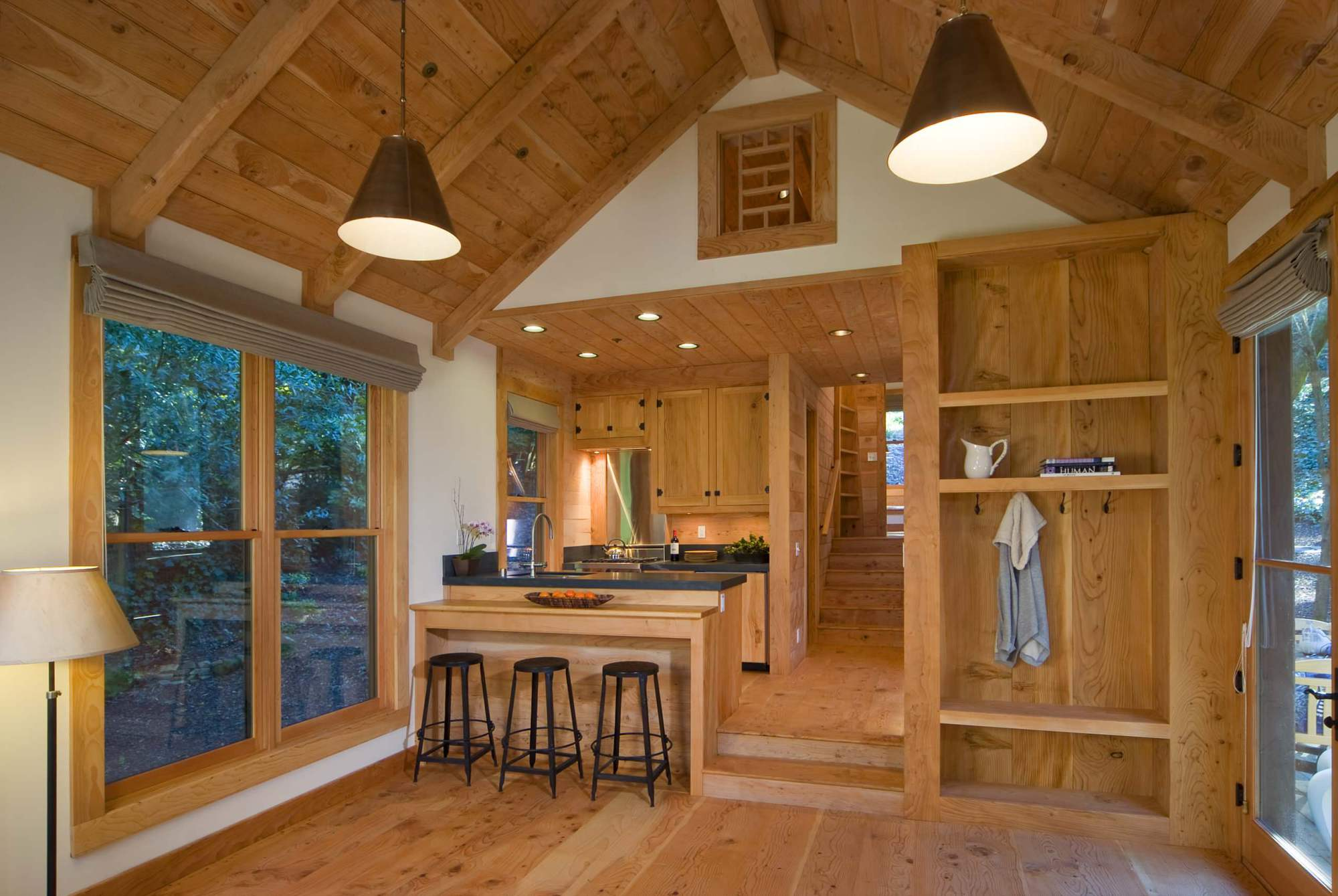 Trim smoky mountain wood products trim material - Interior pictures of small log cabins ...
