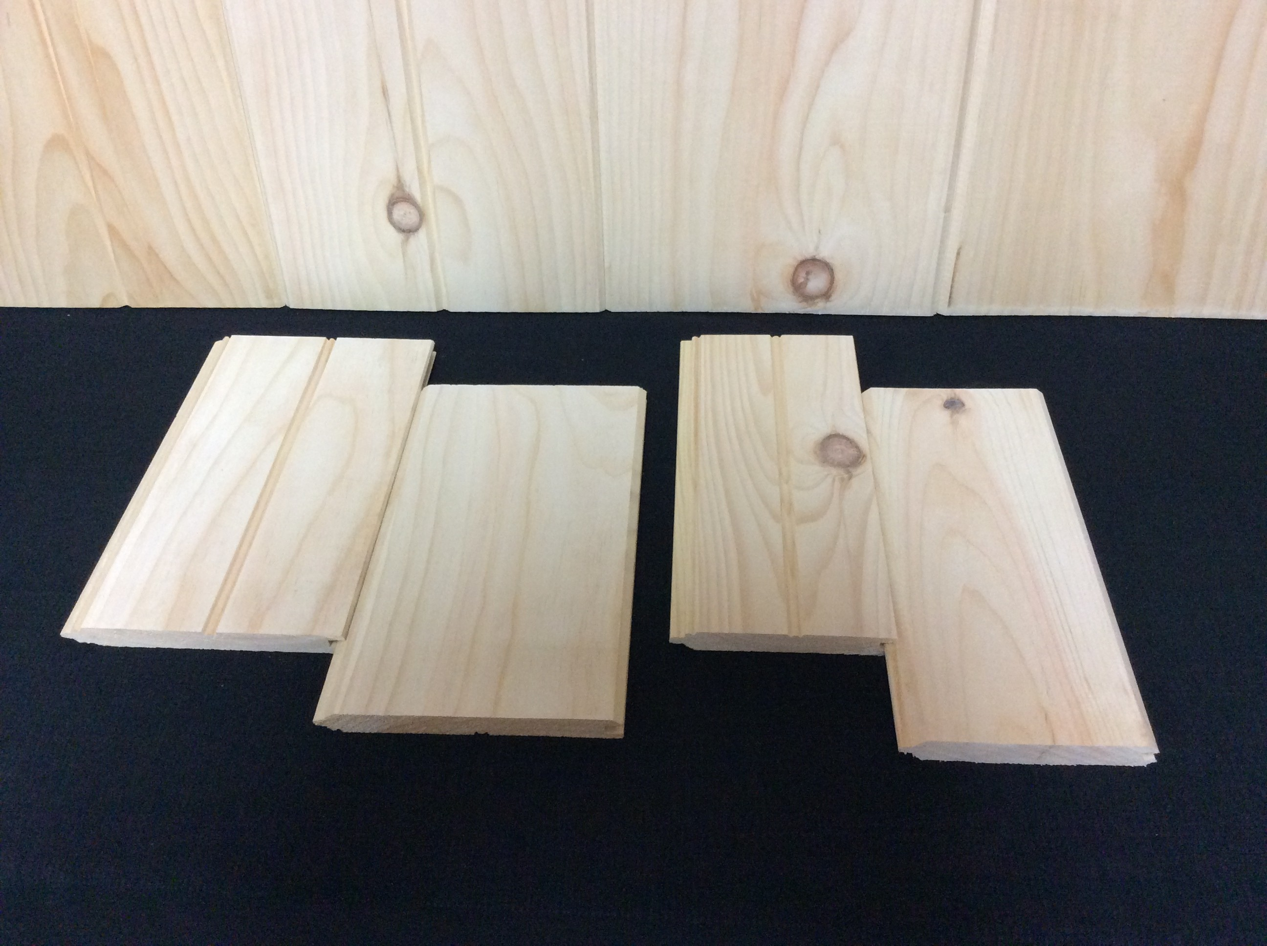 1 X 6 White Pine Tongue And Groove Ln Ft Smoky