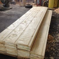 1×12 Hand Hewn Chink Groove Siding (LN FT)