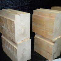 Chink Logs – White Pine (LN FT)